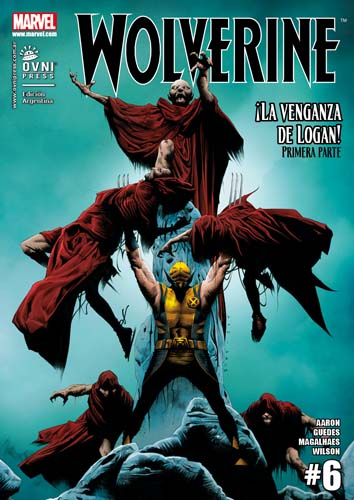 [OVNI Press] Marvel Comics y otras 0613