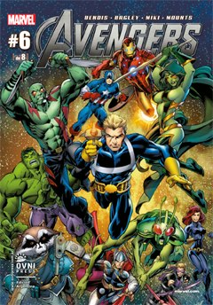 [OVNI Press] Marvel Comics y otras 0615