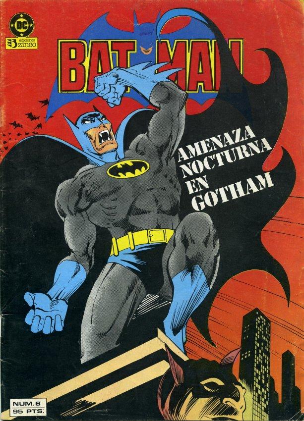 [Zinco] DC Comics 0651