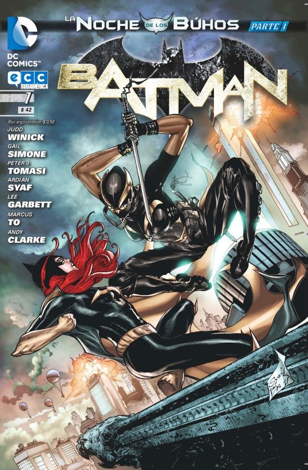 [ECC Sudamerica] DC Comics 0710