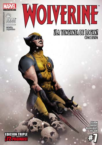 [OVNI Press] Marvel Comics y otras 0713