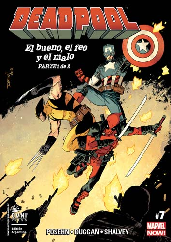 [OVNI Press] Marvel Comics y otras - Página 3 0729