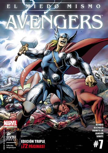 [OVNI Press] Marvel Comics y otras 0731