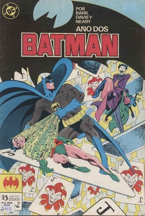 [Zinco] DC Comics 0745