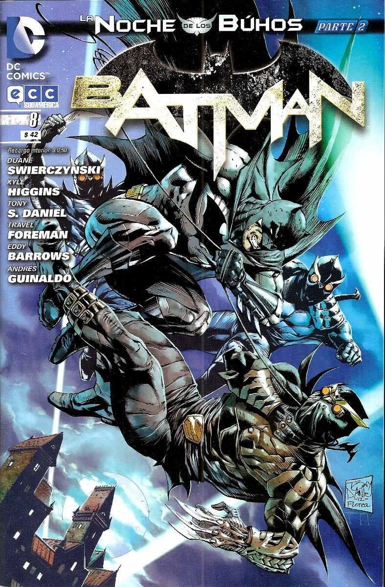 [ECC Sudamerica] DC Comics 0810