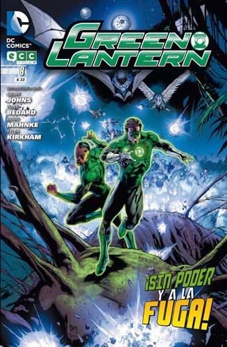 [ECC Sudamerica] DC Comics 08121