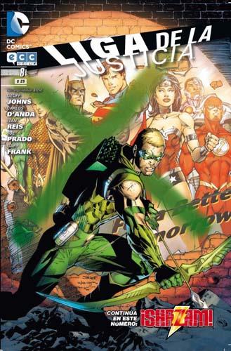 [ECC Sudamerica] DC Comics 08122