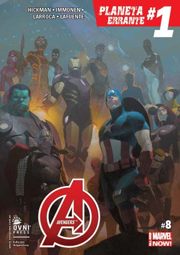 [OVNI Press] Marvel Comics y otras - Página 2 0816