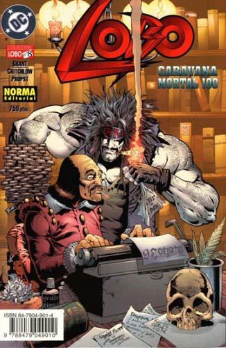 [NORMA] DC Comics 08178