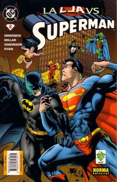 [NORMA] DC Comics 08180