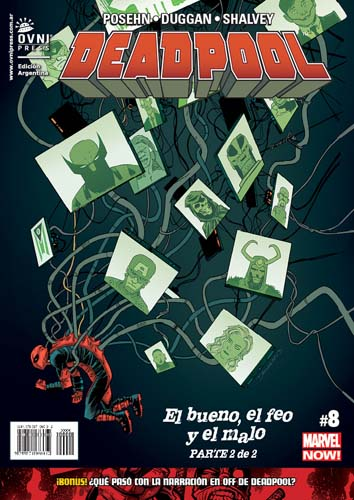 [OVNI Press] Marvel Comics y otras - Página 3 0827