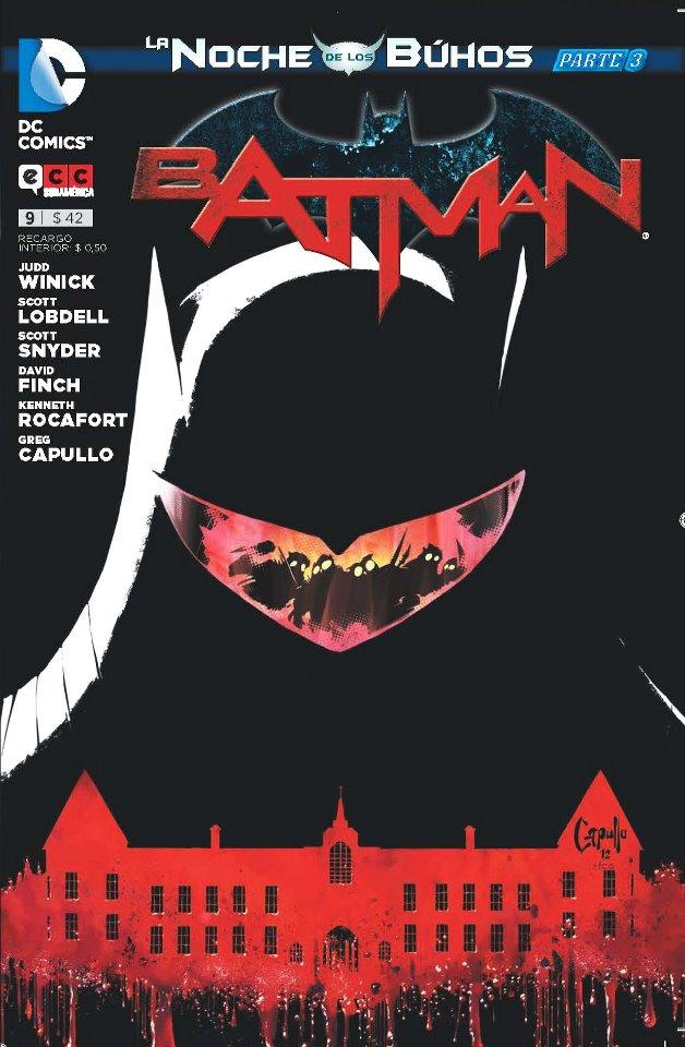 [ECC Sudamerica] DC Comics 0910