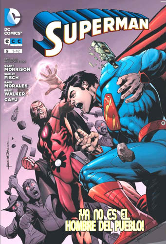 [ECC Sudamerica] DC Comics 09111