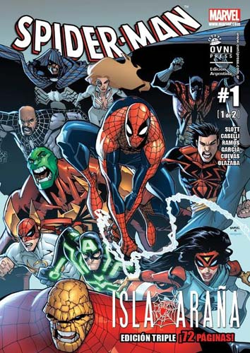 [OVNI Press] Marvel Comics y otras 0912