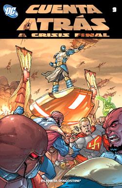 [Planeta DeAgostini] DC Comics - Página 3 09121