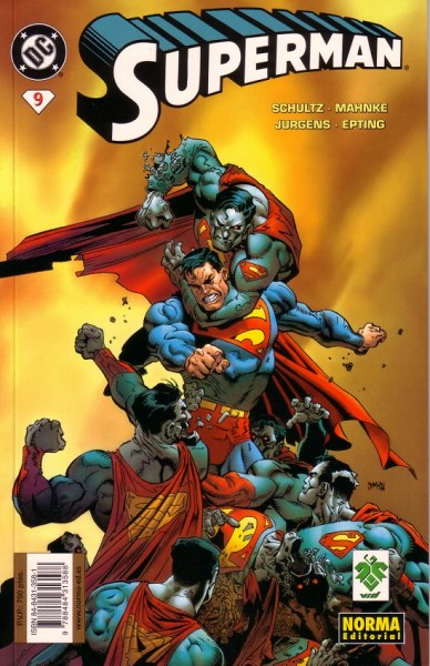 [NORMA] DC Comics 09166