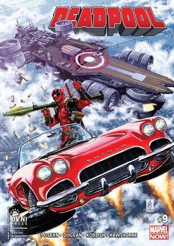[OVNI Press] Marvel Comics y otras - Página 3 0925