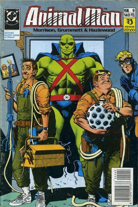 [Zinco] DC Comics 0935