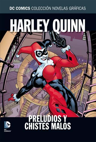 106 - [DC - Salvat] La Colección de Novelas Gráficas de DC Comics  09_har10