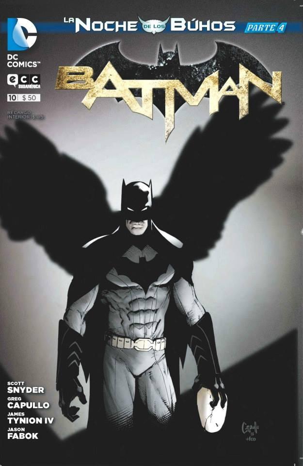 [ECC Sudamerica] DC Comics 1010