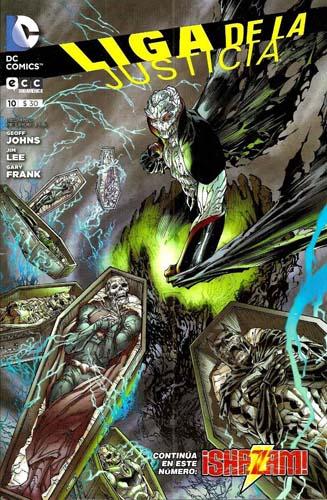 [ECC Sudamerica] DC Comics 10102