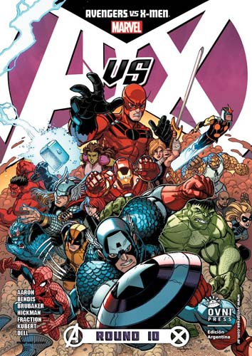 [OVNI Press] Marvel Comics y otras 1026