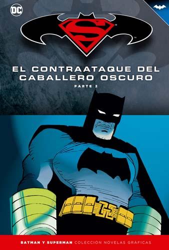 [DC - Salvat] Batman y Superman: Colección Novelas Gráficas 10_con10
