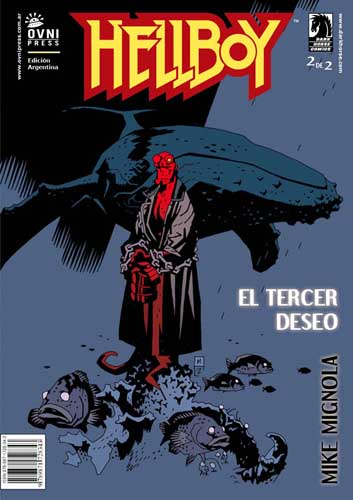 [OVNI Press] Marvel Comics y otras 10_hel10