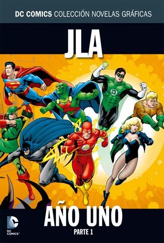 106 - [DC - Salvat] La Colección de Novelas Gráficas de DC Comics  10_jla10
