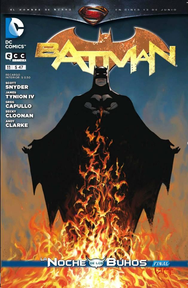 [ECC Sudamerica] DC Comics 1110