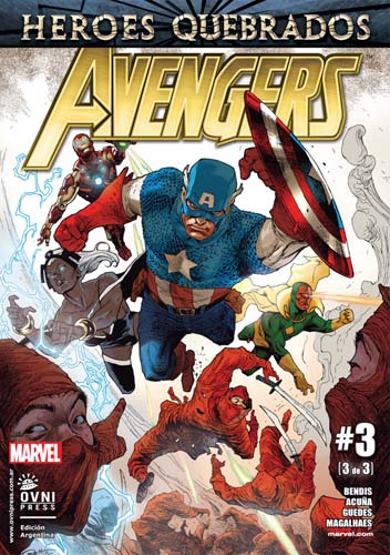 [OVNI Press] Marvel Comics y otras 11_her10