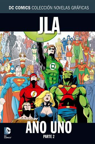 106 - [DC - Salvat] La Colección de Novelas Gráficas de DC Comics  11_jla10
