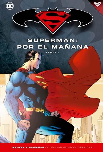 [DC - Salvat] Batman y Superman: Colección Novelas Gráficas 11_sup10