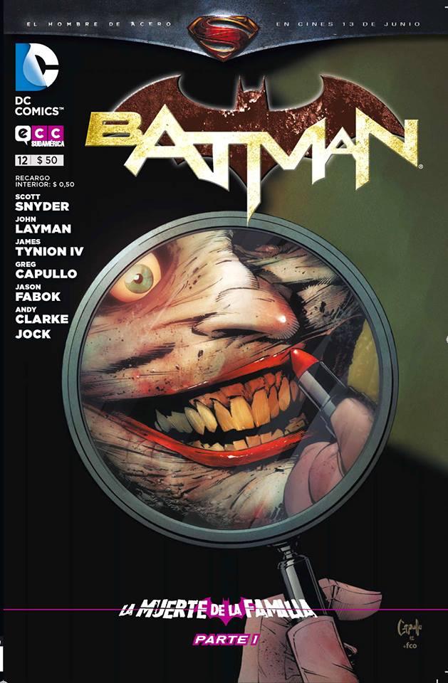 [ECC Sudamerica] DC Comics 1210