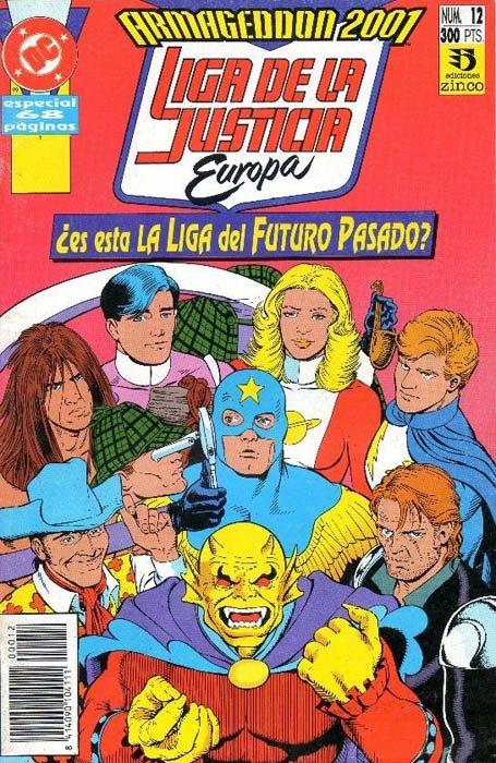 [Zinco] DC Comics 1234