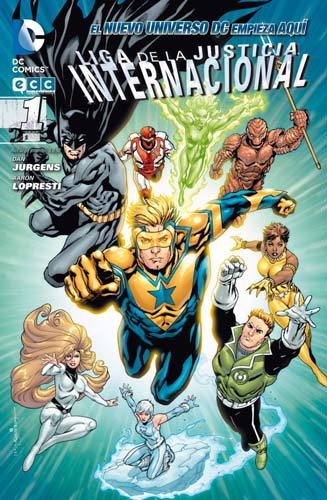 [ECC Sudamerica] DC Comics 131
