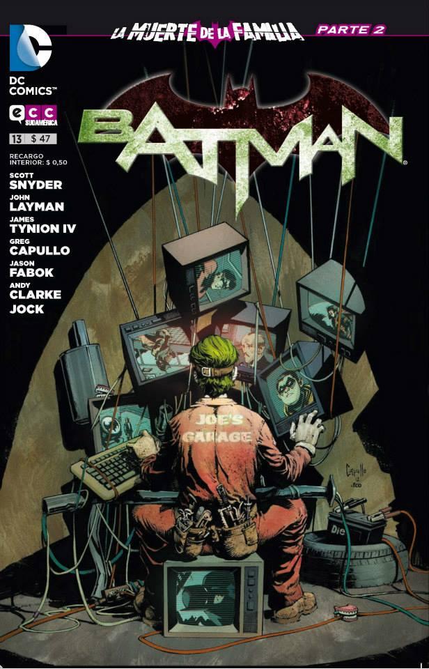 [ECC Sudamerica] DC Comics 1310