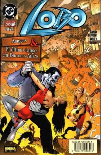 [NORMA] DC Comics 13104