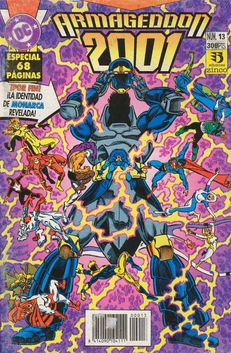 [Zinco] DC Comics 1328