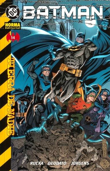 [NORMA] DC Comics 14100