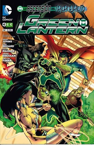 [ECC Sudamerica] DC Comics 1469