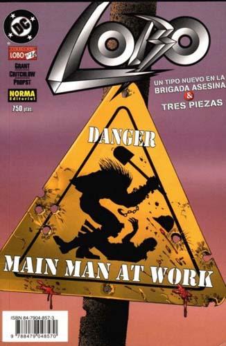 [NORMA] DC Comics 1499
