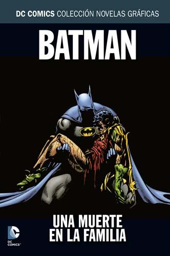 106 - [DC - Salvat] La Colección de Novelas Gráficas de DC Comics  14_bat10