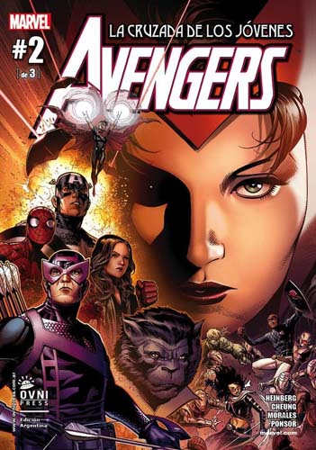 [OVNI Press] Marvel Comics y otras 14_cru10