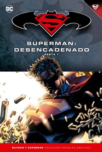 [DC - Salvat] Batman y Superman: Colección Novelas Gráficas 14_sup10
