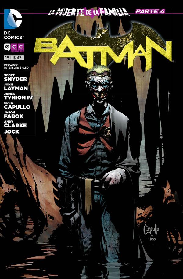 [ECC Sudamerica] DC Comics 1510