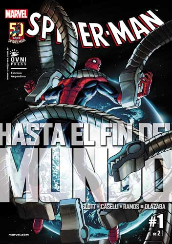 [OVNI Press] Marvel Comics y otras 1511