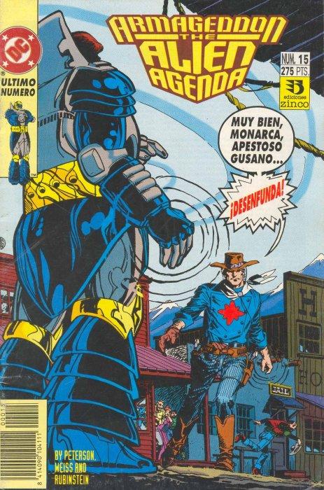 [Zinco] DC Comics 1526