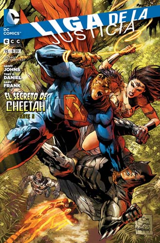 [ECC Sudamerica] DC Comics 1564