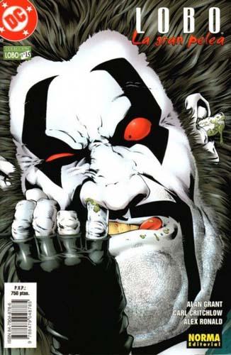 [NORMA] DC Comics 1592